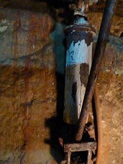 La grotta di Santa Barbara