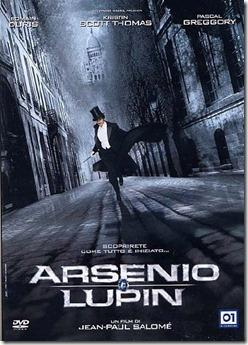 Arsenio Lupin dvd