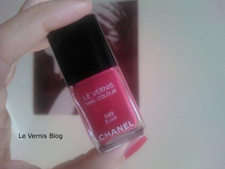Chanel Elixir nail polish