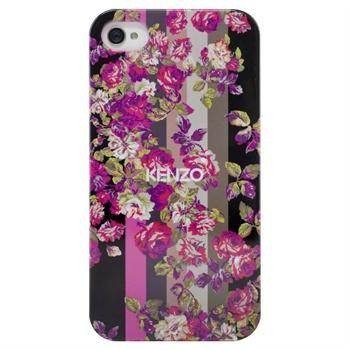 iPhone-4-4S-Kenzo-Kila-Back-Cover-Black-0307