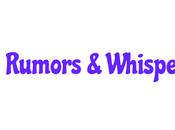Rumors Whispers