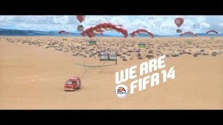 fifa 14 spot tv completo