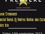 settembre 2013 Premiere Made Club Como.