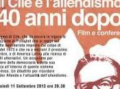 Cagliari Settembre 1973 2013 Cile l'Allendismo quarant'anni dopo