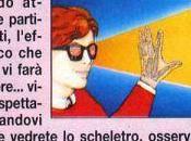 bufala degli occhiali raggi