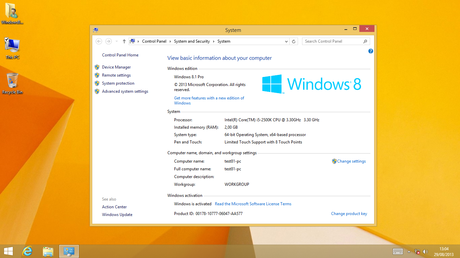 Windows 8.1 ITA Download