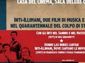 """Quarantennale golpe cileno: """"Inti-Illimani Dove cantano nuvole"""" programma Roma mercoledì settembre 18,presso Casa Cinema"""