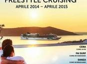 Norwegian Cruise Line presenta nuovo catalogo 2014-2015
