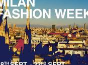 Milano Fashion Week calendario settembre 2013.