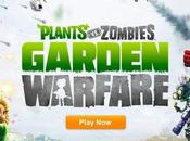 Plants Zombies: Garden Warfare