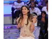 "Elisabetta Canalis, quasi ""fuori seno"" Vita Diretta (foto)"