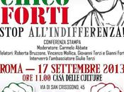 Chico Forti: stop all'indifferenza settembre Roma