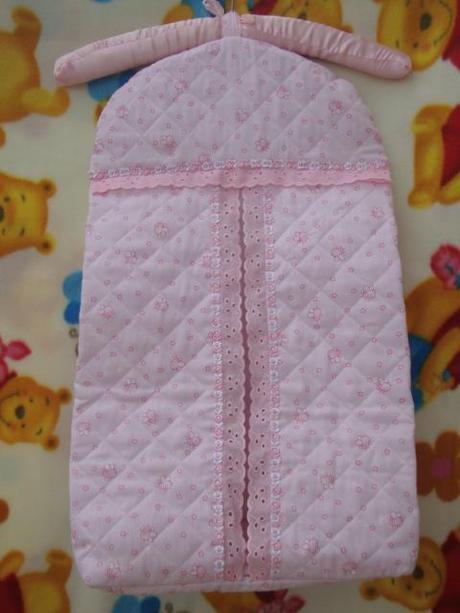 Porta pannolini e copri fasciatoio schema paperblog - Porta pannolini ...