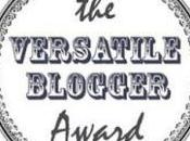 Piovono nomination: versatile blog award