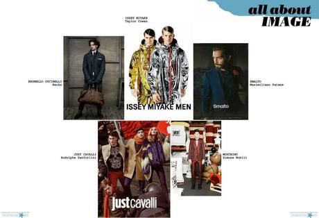 INDEPENDENT MEN DIARY JULY 2013 FASHION AGENCY