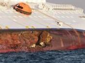 Costa Concordia. Inizia recupero Giglio