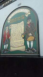 Edimburgo Deacon Brodie
