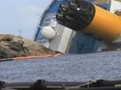 TG24 lunedì diretta integrale rotazione della Costa Concordia