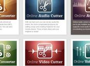 123apps collezione online utility l'editing audio video