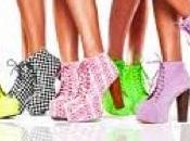 Strange shoes: Jeffry Campbell