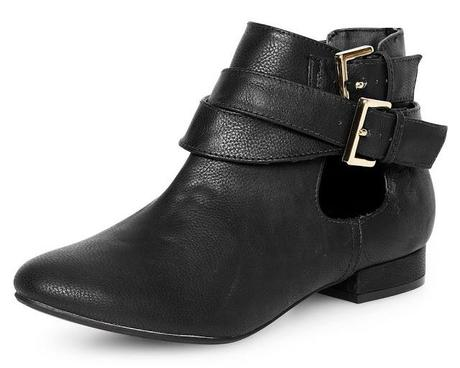 [Fashion Trend] Edgy Booties.