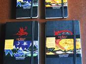 nuova serie Moleskine dedicata Hobbit, 2013
