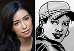 "Christian Serratos sarà Rosita Espinosa ""The Walking Dead"""