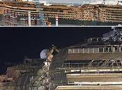 Raddrizzamento della nave Costa Concordia