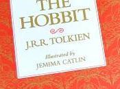 Hobbit, edizione deluxe illustrata Jemima Catlin, inglese 2013