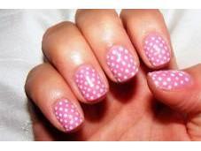 Nail Art: modi usare Polka Dot!