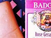 Badger Rose Geranium Face Body Soap =)!!!