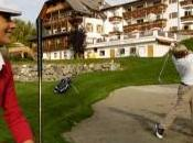 NEWS. vacanza campo golf Golfhotel Sonne Siusi (BZ)