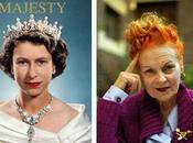 #vfno. vivienne westwood libro dedicato alla regina elisabetta