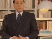 """Video messaggio Silvio Berlusconi (tipo Presidente della Repubblica): """"farò politica fuori Parlamento"""""""