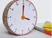 Insegniamo piccoli leggere l'orologio