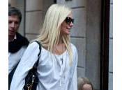 Valeria Mazza, shopping Milano Alejandro Gravier figli (foto)