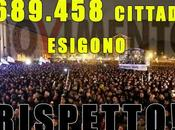 Blog Beppe Grillo Rispetto #esigorispetto