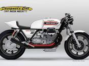 Cafè Racer Concepts Moto Guzzi 1000 Oberdan Bezzi