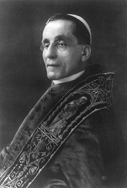 Benedetto XV I papi e la guerra