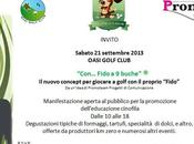 NEWS. nvito Con..Fido buche_ OASI GOLF CLUB dalle alle