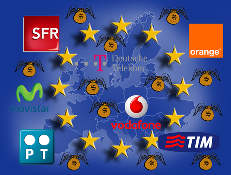 Fine del roaming in europa la strategia di bruxelles for Abolizione roaming in europa