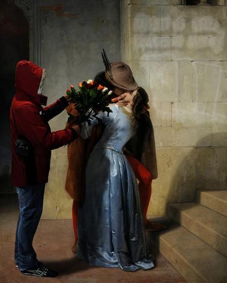 Il bacio nel posto sbagliato al momento sbagliato paperblog - Posto con molti specchi ...