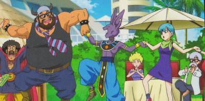 Recensione: Dragon Ball Z- Battle of Gods