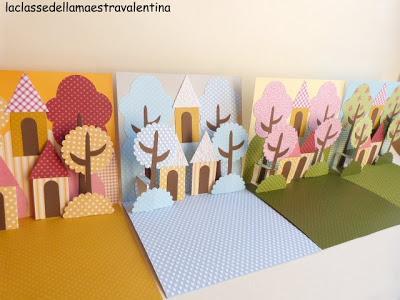 Le quattro stagioni paperblog for La classe della maestra valentina primavera