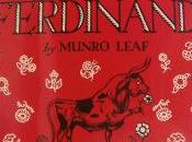 story Ferdinand: non-corrida toro Ferdinando