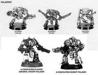 Rumors Guardia Imperiale: Robot Imperiali, Thunderbolt, Dottrine e altro ancora