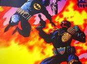 Batman Giudice Dredd