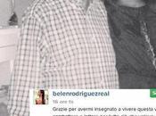 Belen Rodriguez dopo matrimonio perde nonno Josè #sadnews