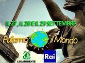 """Legambiente """"Puliamo Mondo"""": l'impegno Ambiente Italia"""