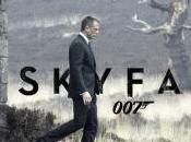 Skyfall, corsa tempo